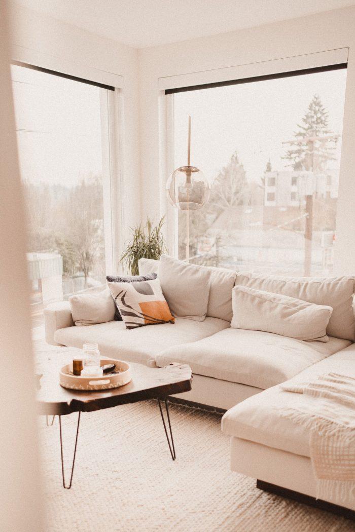Alivia's Modern Bohemian Work & Play Apartment