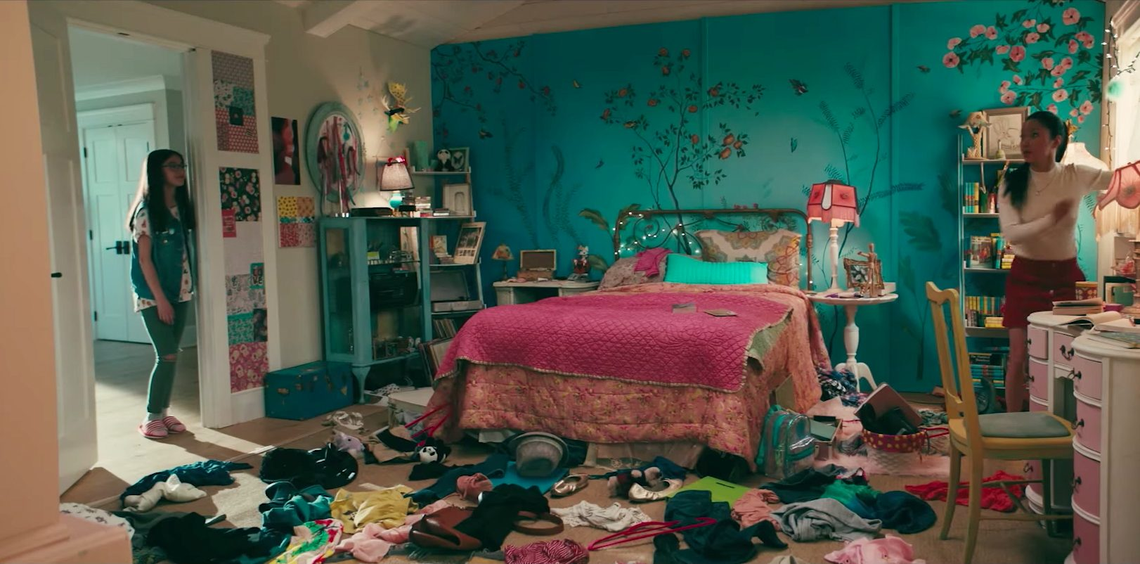 To All the Boys I've Loved Before Bedroom