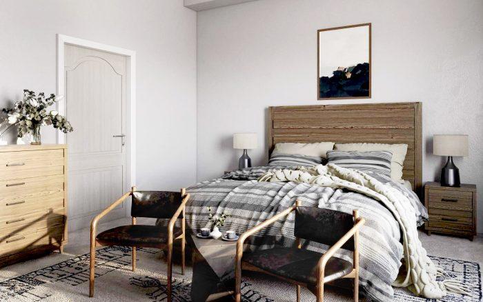 Transform Your Bedroom into a Sanctuary
