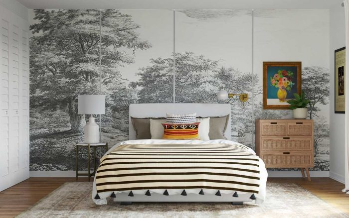 How to Make Eclectic Design Cohesive in the Bedroom