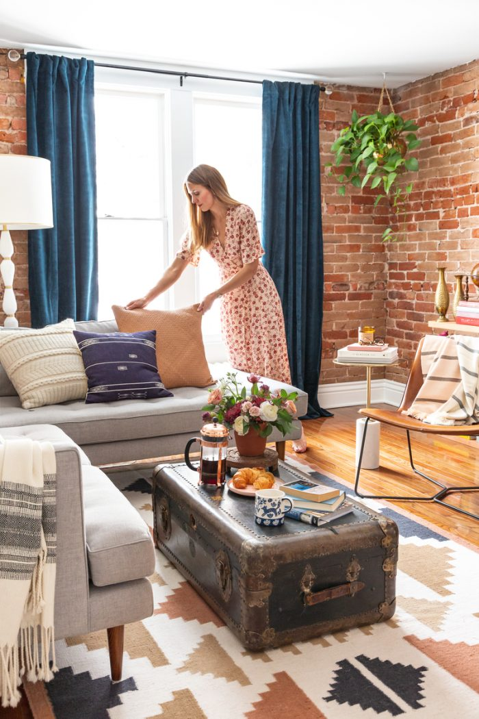 Channel Bohemian Vibes with This Boho Room Recipe