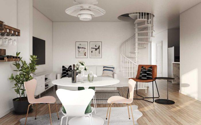 Design a Scandinavian Dining Room That Wows