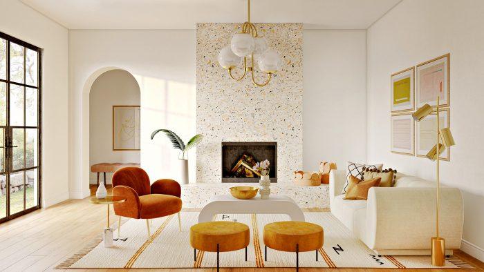 Room Recipe: Desert Modern