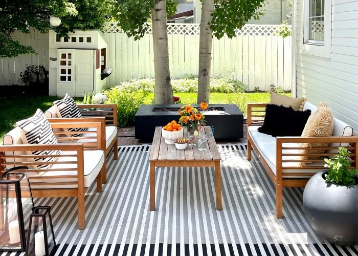 How 3 Designers Spent $300 to Upgrade their Patios