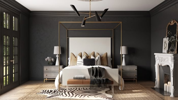 7 Swoon-worthy Bedrooms That Will Have You Dreaming of a Canopy Bed