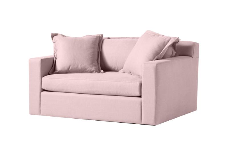 Anthropologie Katrina Sleeper Sofa