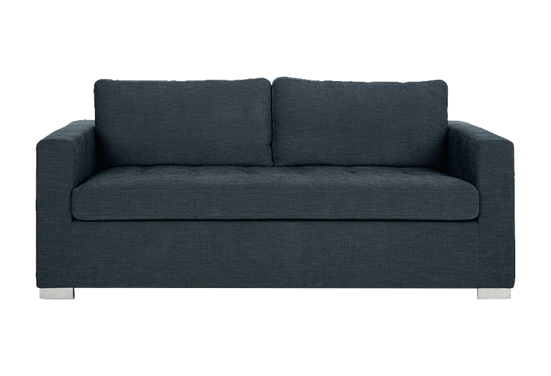 Article Soma Midnight Blue Sofa Bed