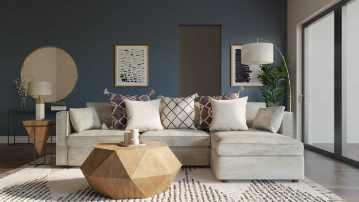 8 Blue Living Room Ideas You'll Want to Bookmark ASAP
