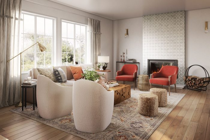 8 Ways to Infuse Warmth In Your Space With Trending Earth Tones