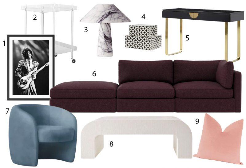 80's trend furniture
