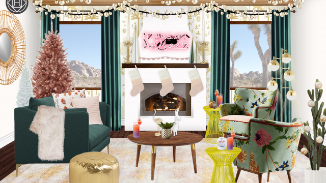 Desert Daydream Is Retro Holiday Style Worth Celebrating