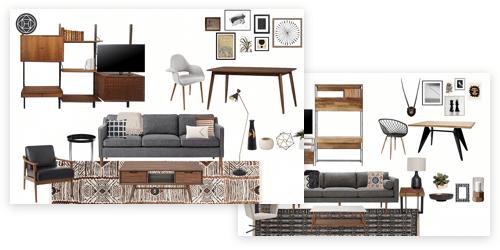 Online Interior Design Decorating Services